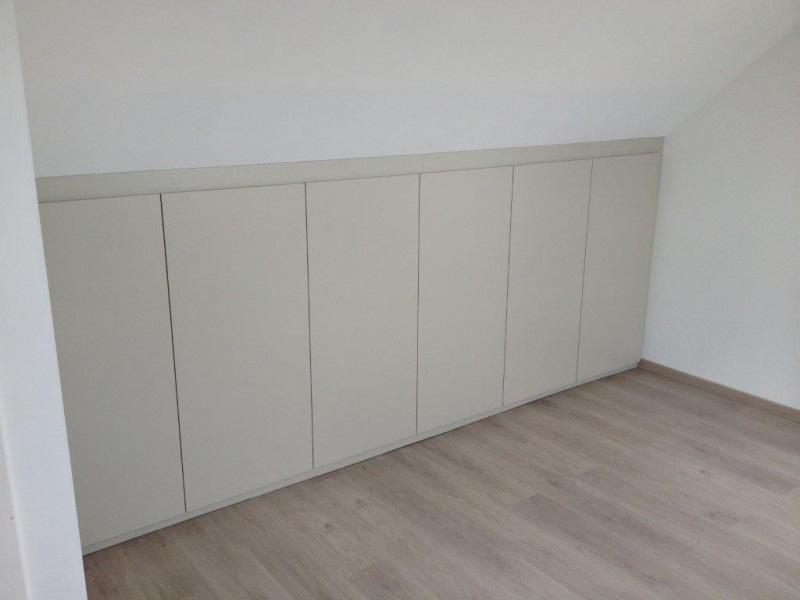 Inbouwkasten slaapkamer indeling for - Slaapkamer onder het dak ...